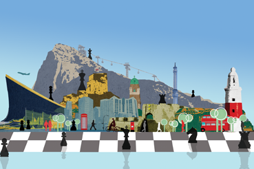 THE GIBRALTAR CHESS FESTIVAL