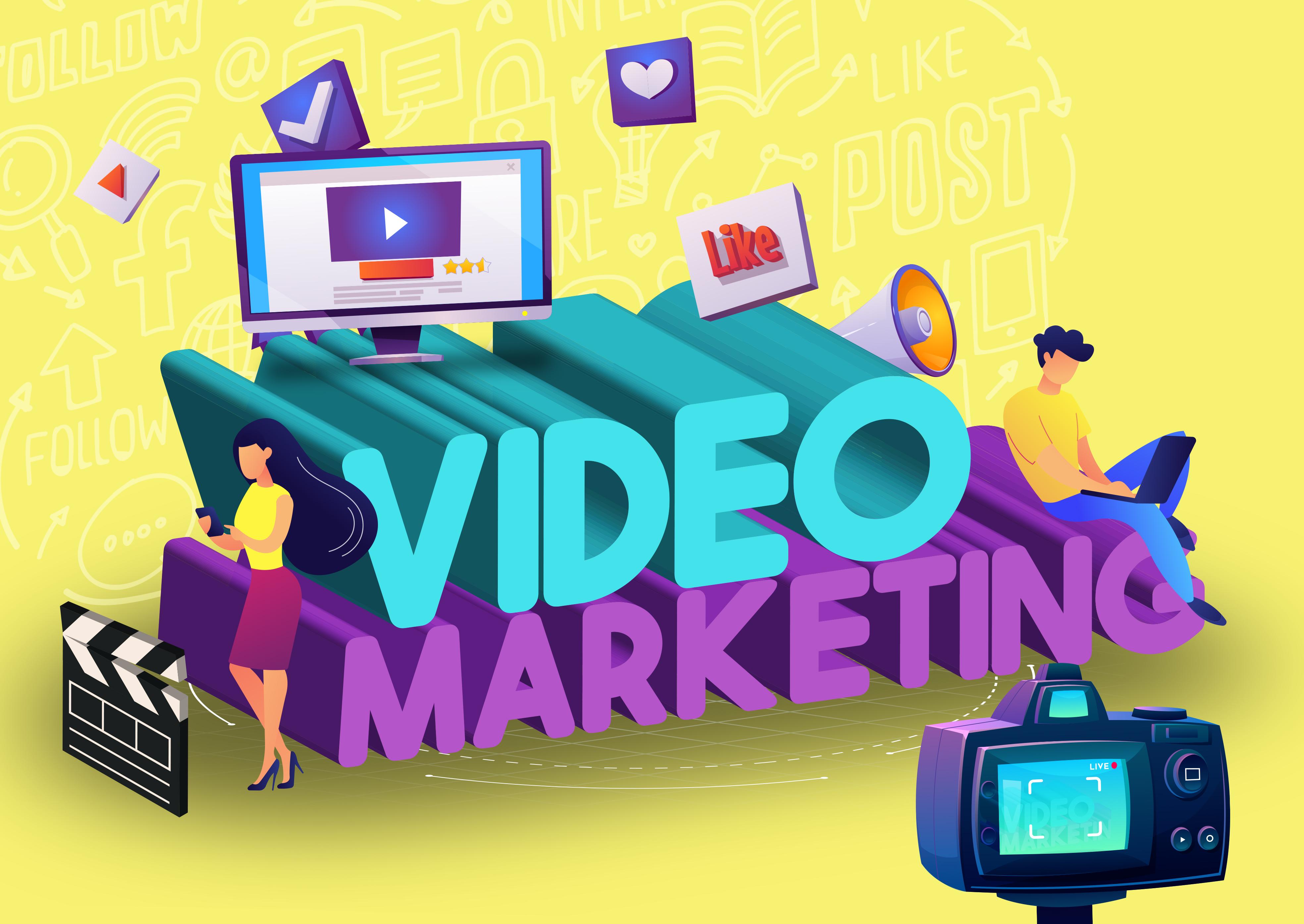 Video Marketing - YouTube, Instagram, Vlogging