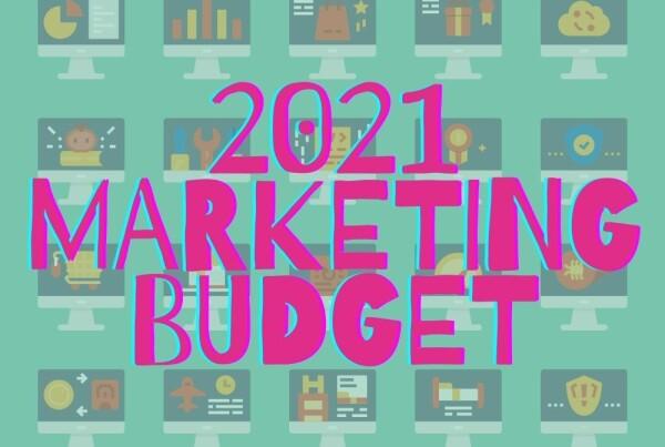 2021 marketing budget