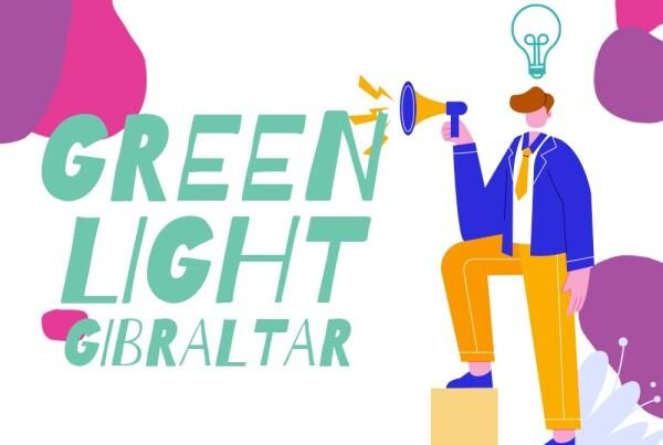 Green light Gibraltar